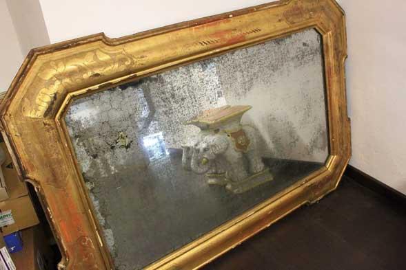 Specchi l 39 eco di san gabriele - Ebay specchi antichi ...