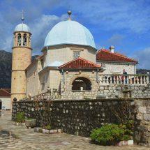 Madonna dello scalpello, Montenegro