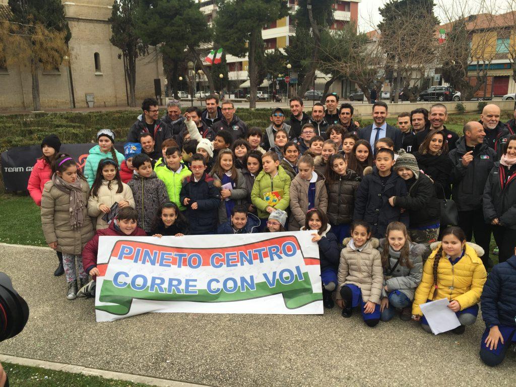 Paralimpici a Pineto