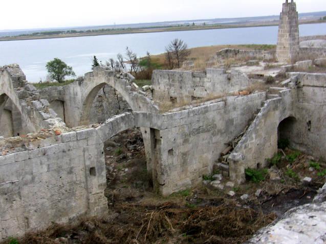 la diga del Pappadai di Taranto