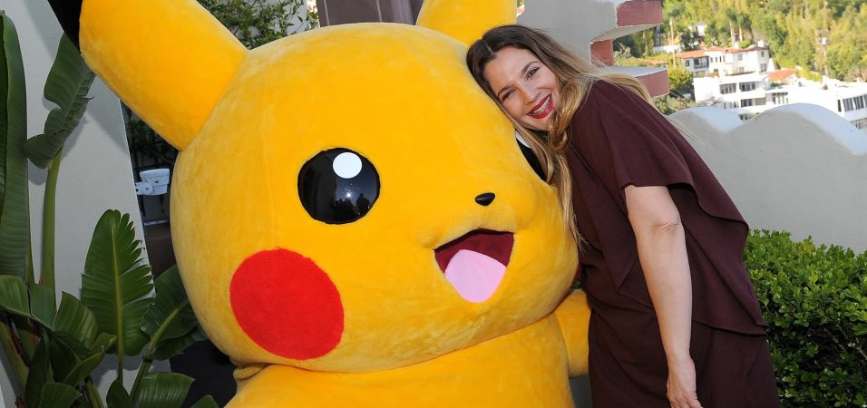 actress-drew-barrymore-attends-tracy-paul-co-presents-pokemon-a