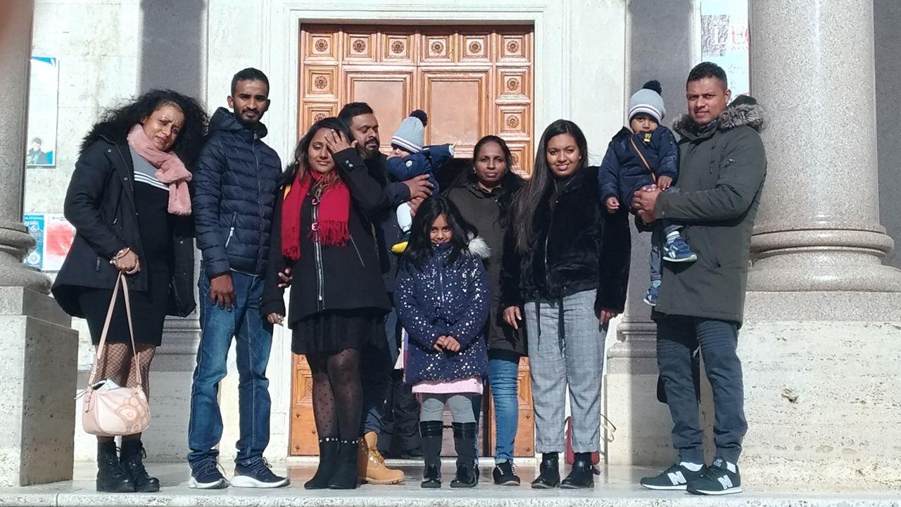 incontri in Sri Lanka in Italia