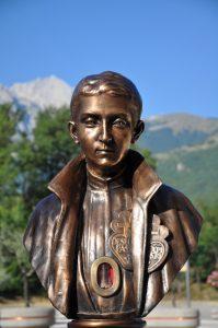Busto di San Gabriele