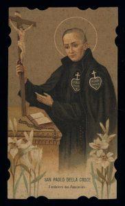 Antica Immagine di San Paolo della Croce